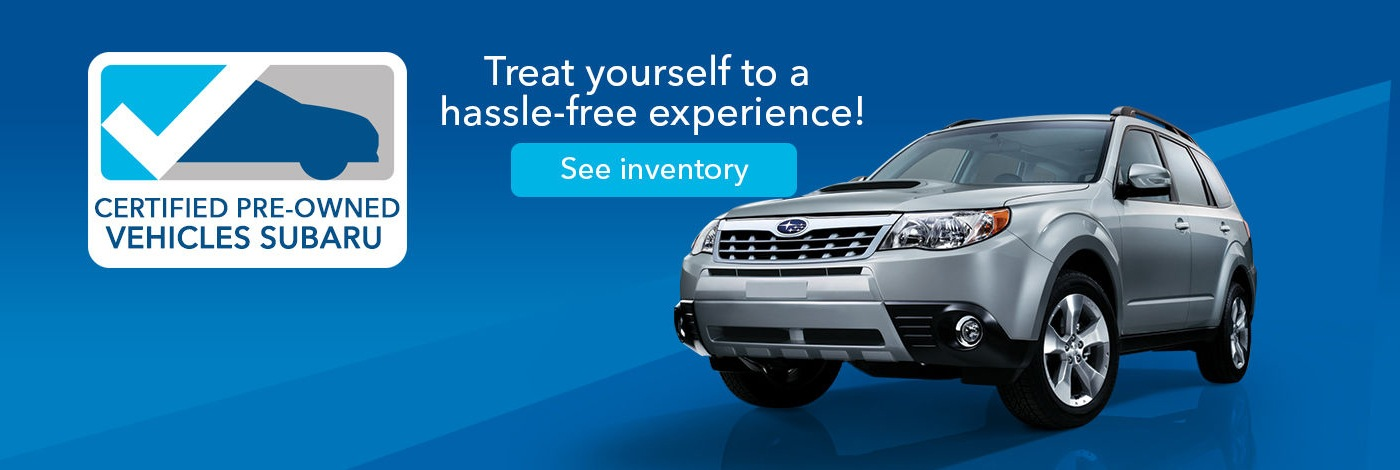 Subaru Certified Pre Owned >> Certified Pre Owned Inventory Whitby Subaru Whitby Subaru
